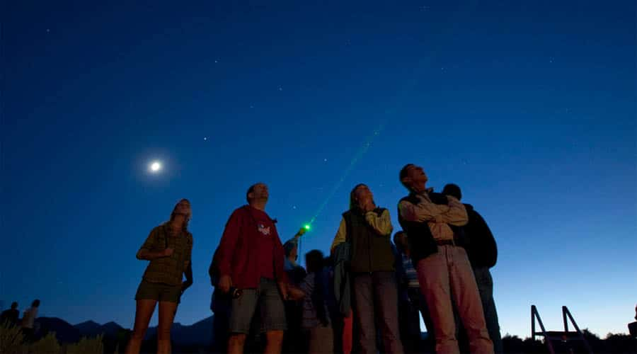 Best Astronomy Laser Pointers - Why Green is Best! - Sky