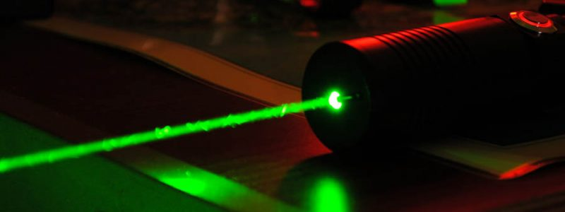 Are Laser Pointers Illegal?