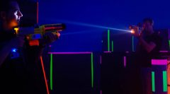 How to Play Capture the Flag Laser Tag