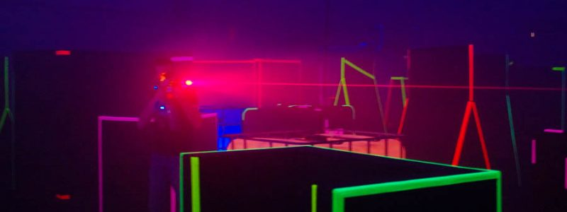Laser Tag Games to Play at Home