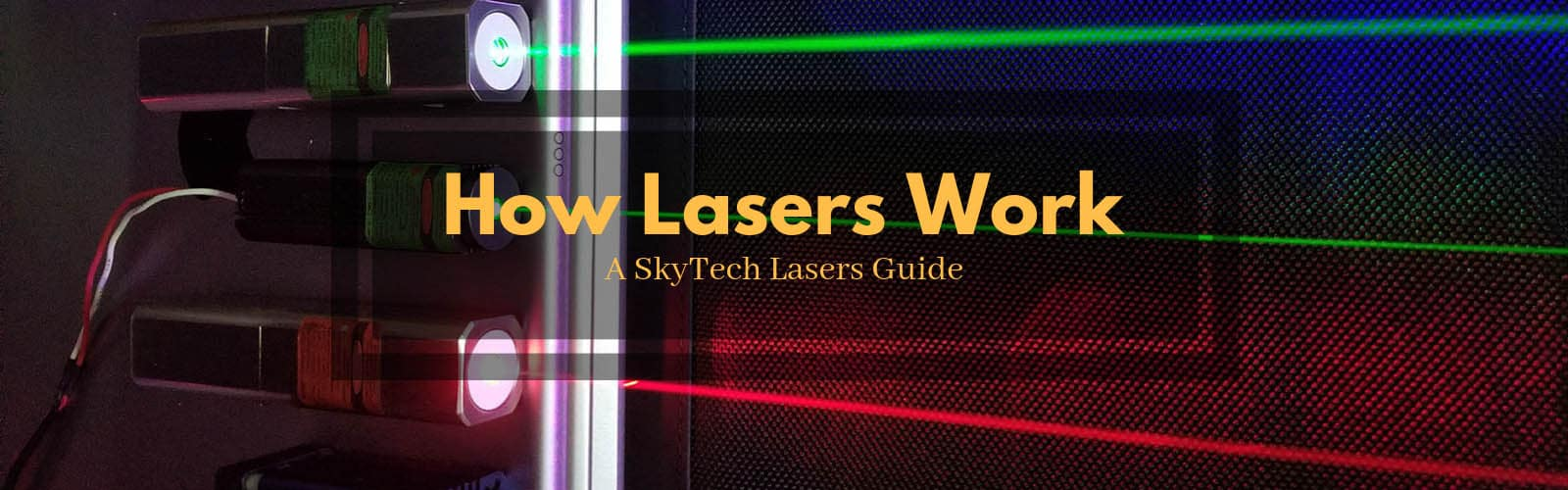 how-lasers-work