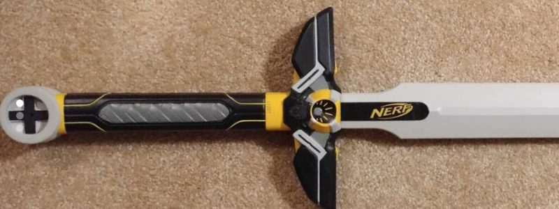 Nerf Melee Weapons – Is the Strikeblade Sword the Best?