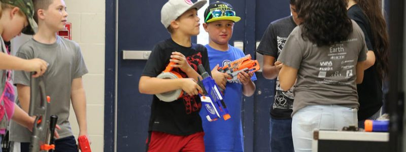 Nerf Party Ideas | How to have a Great Nerf Party