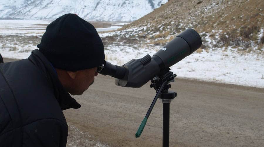 spotting-scope