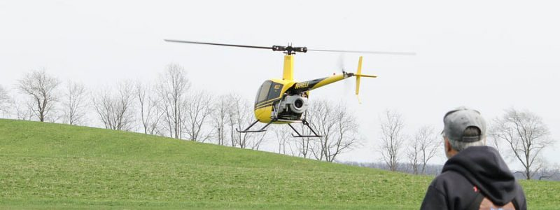 How to Fly an RC Helicopter – My Top Tips